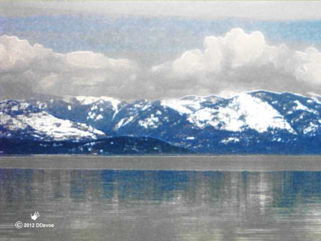 Lake Prnd Oreille - Sandpoint, ID