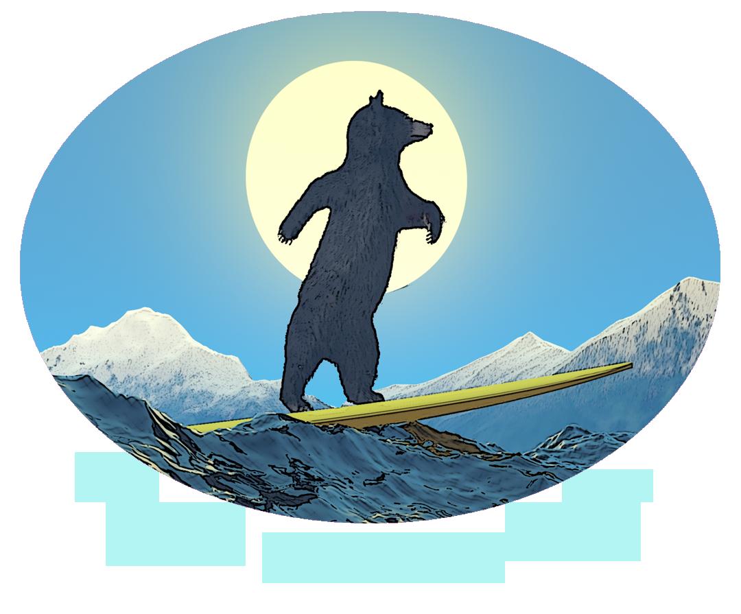 beluga point surf club cold lands artist