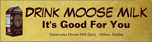 drink moose milk