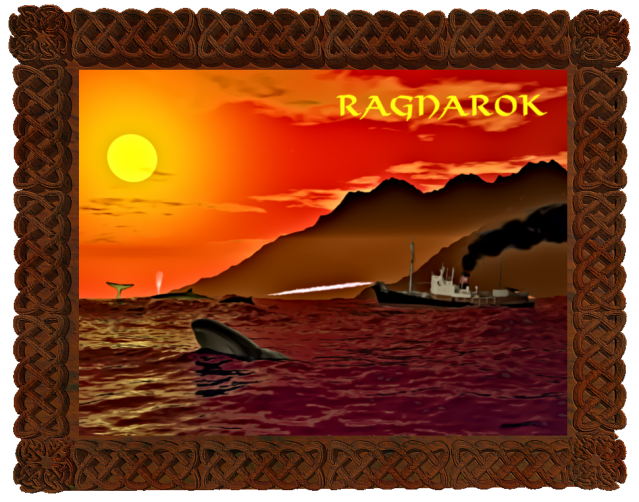 ragnarok for the fin whales