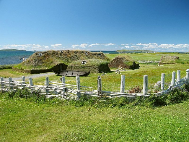 lanse aux meadows